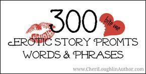 Phrases for erotic literature