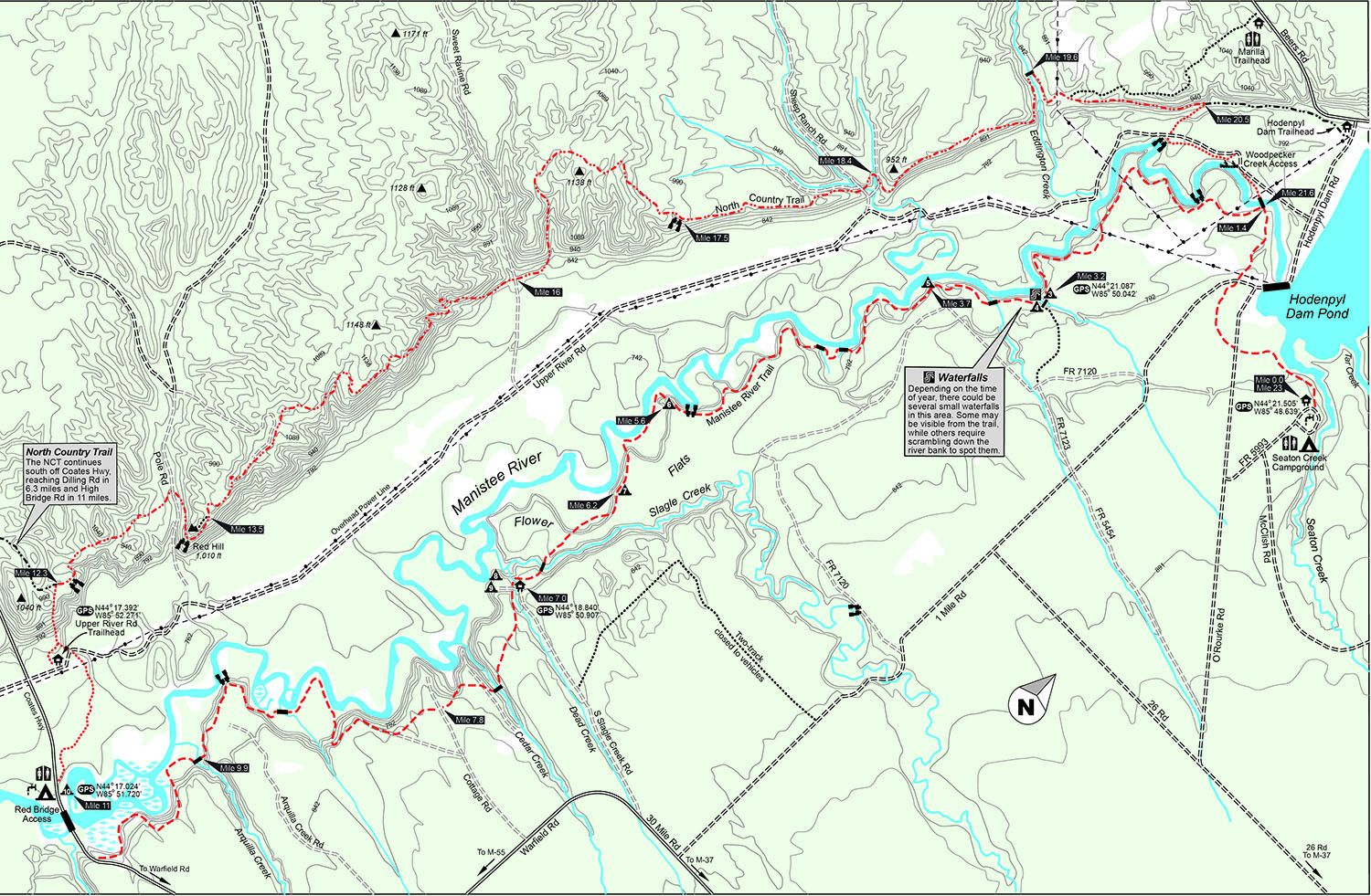 Manistee River Trail-Manistee National Forest   Trips ... on colorado off-road trail maps, inyo ca forestry maps, chippewa national forest maps, colorado forest maps, manistee county forest map, ludington state park trail maps, manistee north bridge road high, vintage michigan county maps, manistee michigan national park, angeles national forest trails maps, manistee national forest trail heads, chippewa indians michigan history maps, manistee county street maps, sam houston national forest hiking maps, ms national forests maps, chiricahua mountains trail maps, southern sierra nevada ohv trail maps, manistee river, cdot mile marker maps,