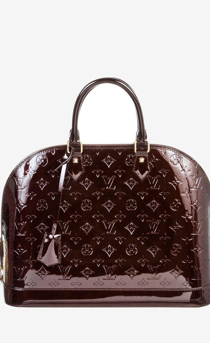 c1a74fd4ce Louis Vuitton Burgundy Handbag