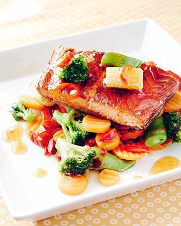Chilikastike kalalle ja kasviksille