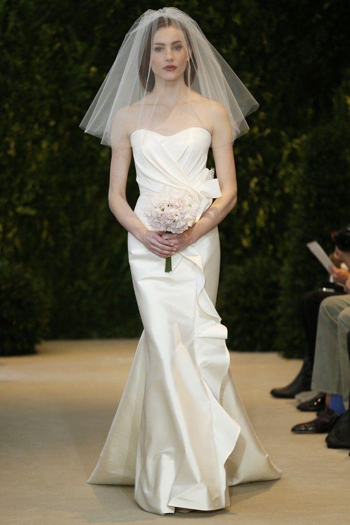 Carolina Herrera Bridal Spring 2014 | Carolina herrera bridal ...