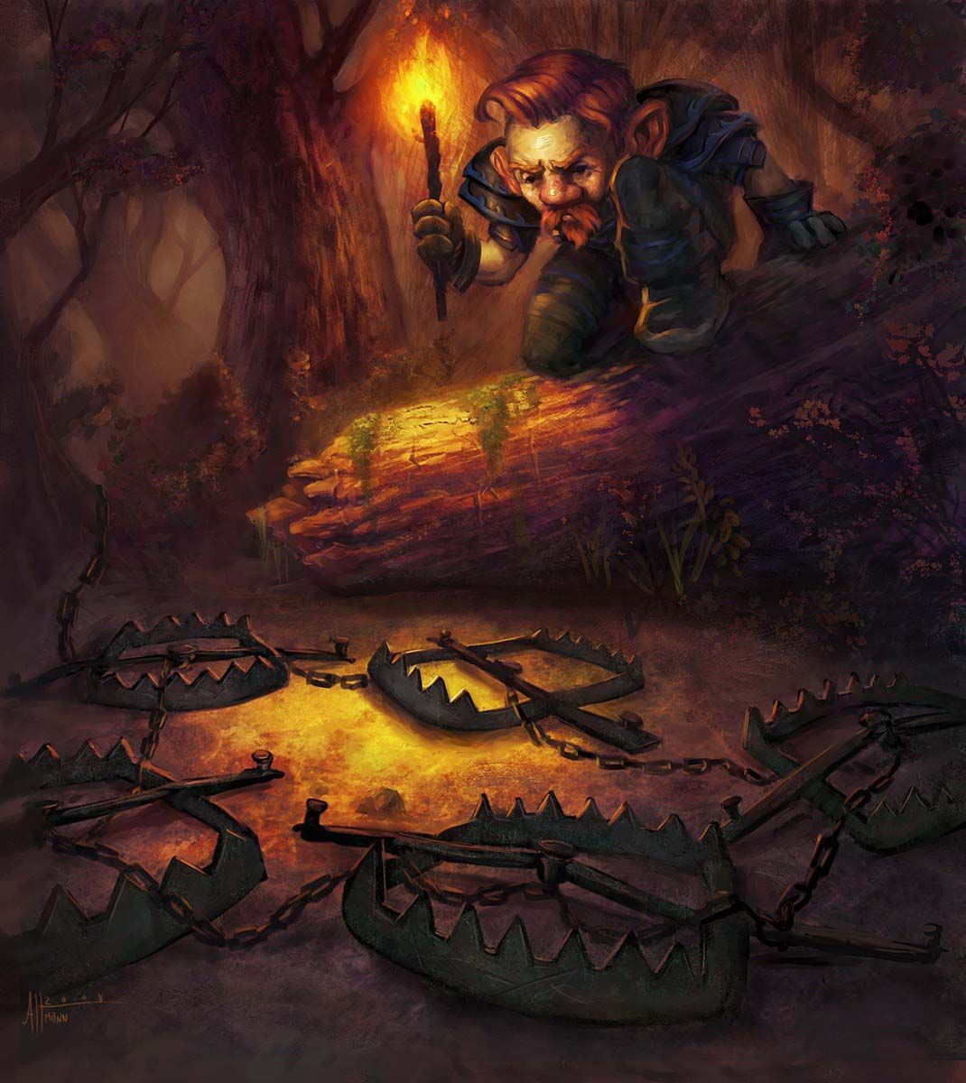 #wowtcg #warcraft #gnome #rogue #voleur