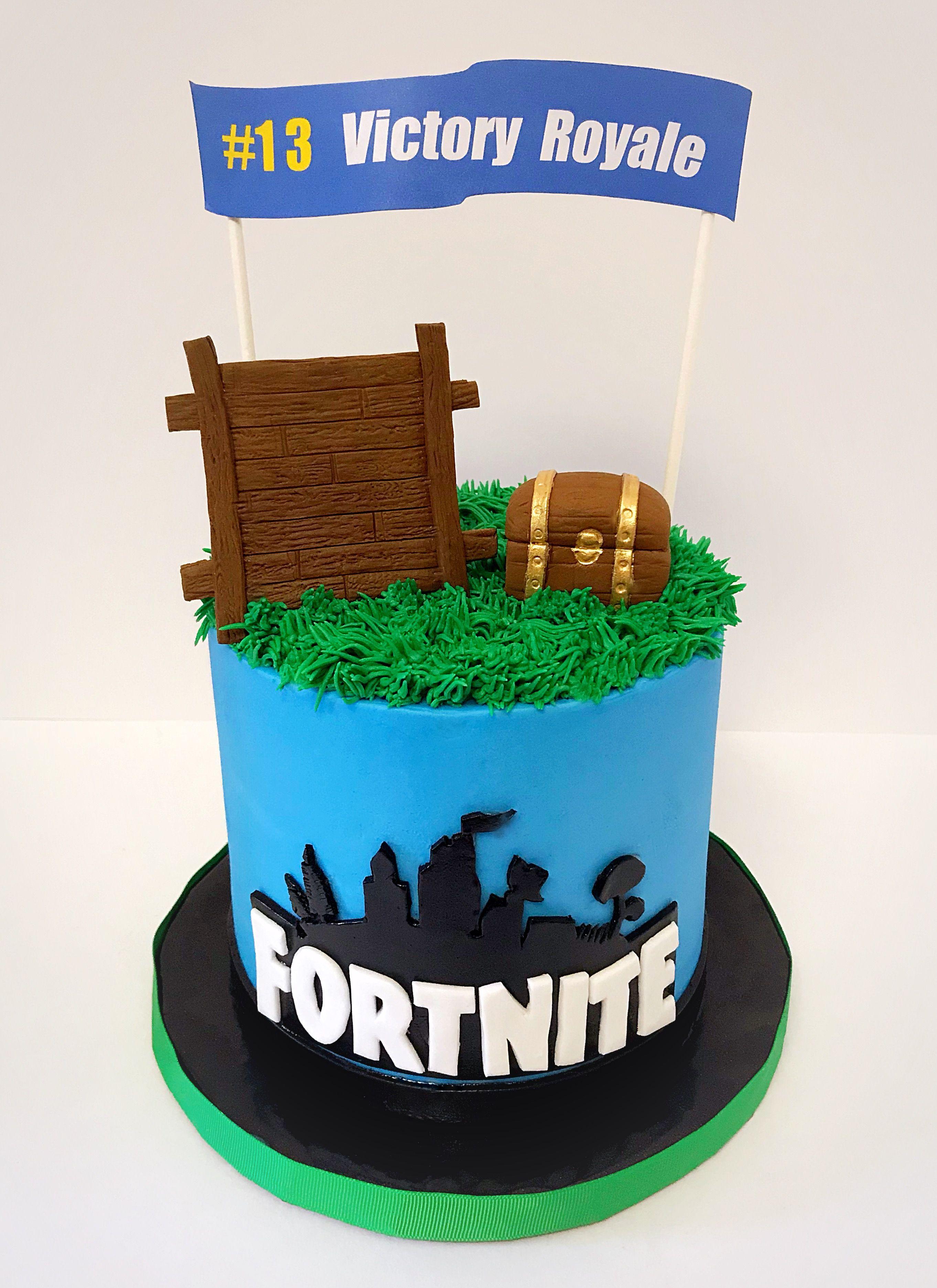 Image result for fortnite cake Themed birthday cakes, 10