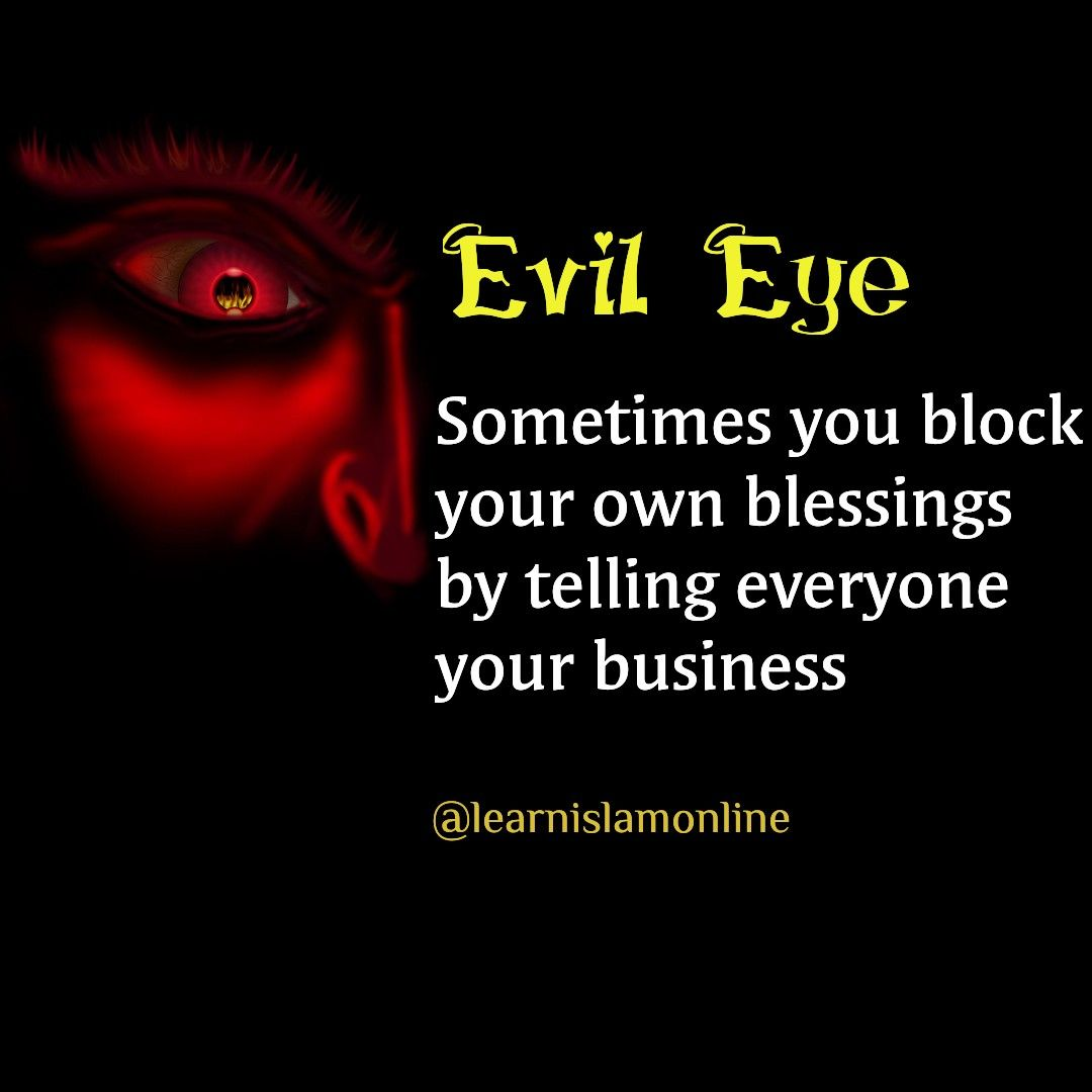 Reminder Effects Of Evil Eye Selfie Facebook Islam Quran Quotes Islam Facts Islamic Inspirational Quotes