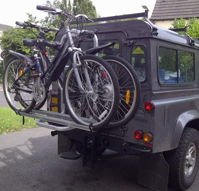 customers land road jayco and gm rack off isi carrier bike systems bicycle discover advanced landrover discovery rover