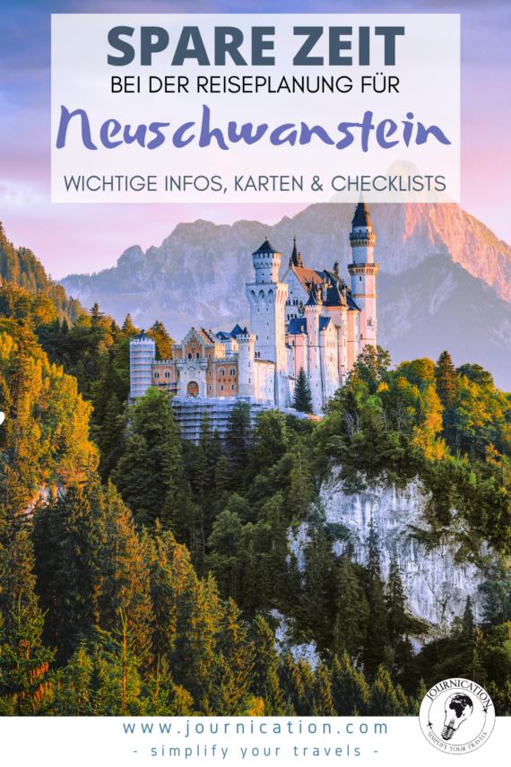 Schloss Neuschwanstein Tickets Reisetipps Finde Karten Checklists Fur Die Perfekte Reise In 2020 Reisen Schloss Neuschwanstein Neuschwanstein