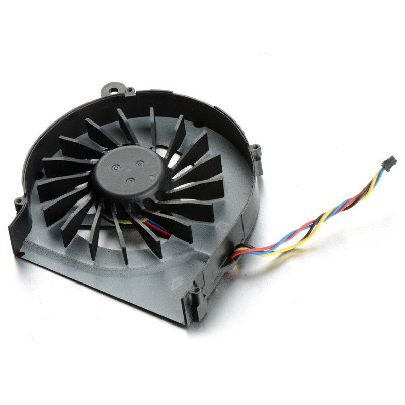 4 Wires Laptops Replacements Cpu Cooling Fan Computer Components