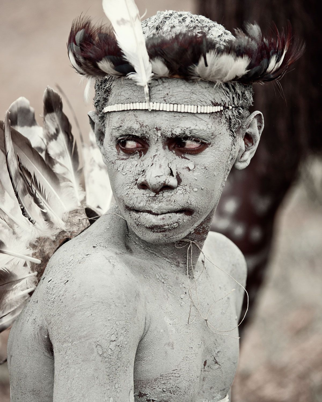 Yali Boy by Jimmy Nelson