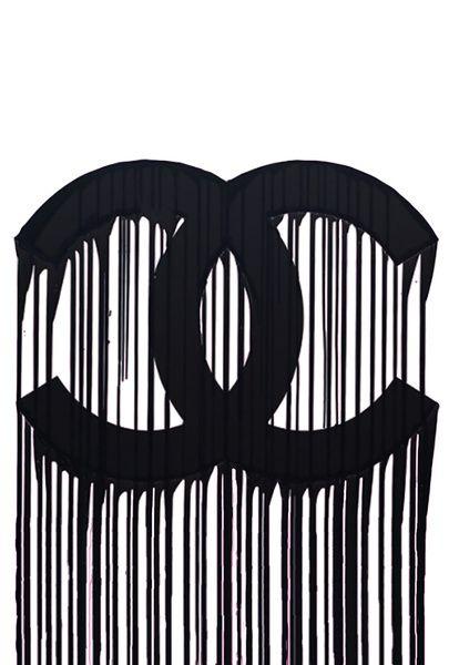Fashion Chanel Dog High Resolution Stock 8
