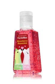 Strawberry Smooches Pocketbac Sanitizing Hand Gel Anti Bacterial