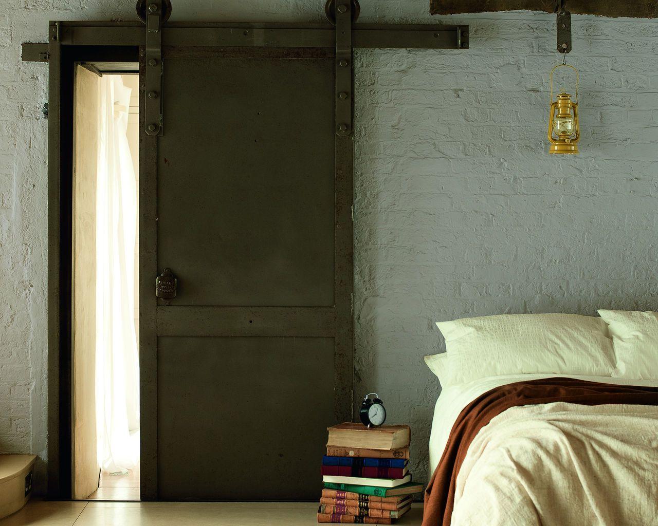 Déco pour une chambre grise apaisante | Chambre calme, Sol en pierre ...