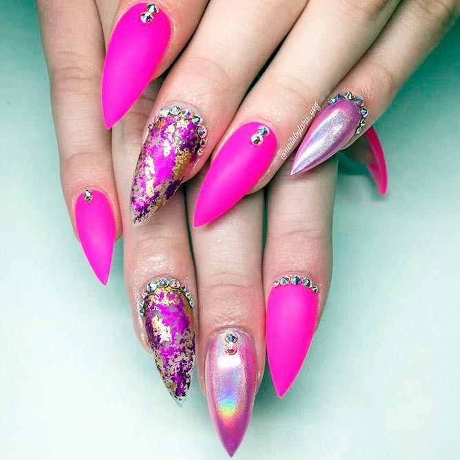 Cute stiletto nail designs graham reid 21 cute stiletto nails designs for  your inspiration stilettos 21 - Cute Stiletto Nail Designs Graham Reid
