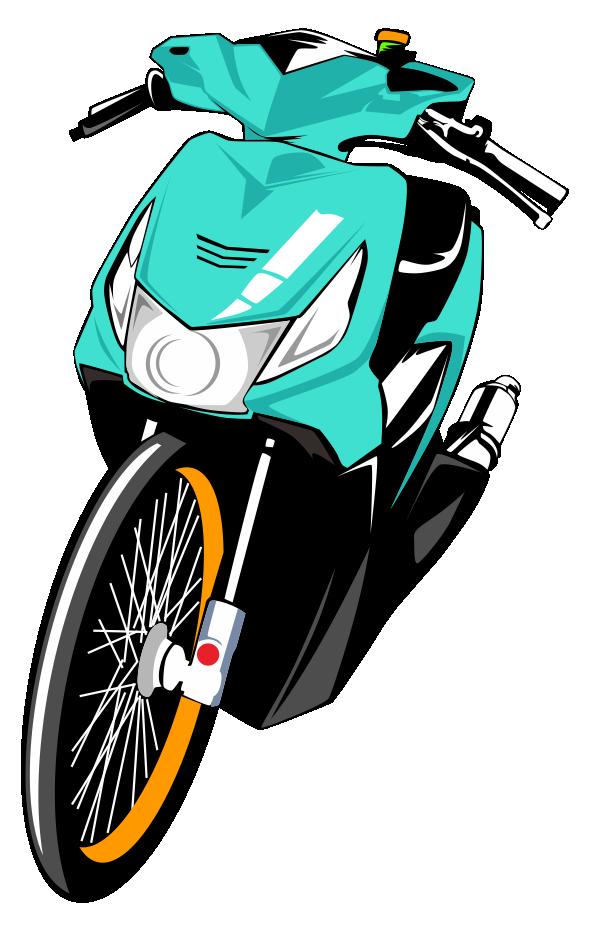 Motor Kartun Png : motor, kartun, ORDER, Ilustrasi, Karakter,, Komik,, Gambar, Karakter