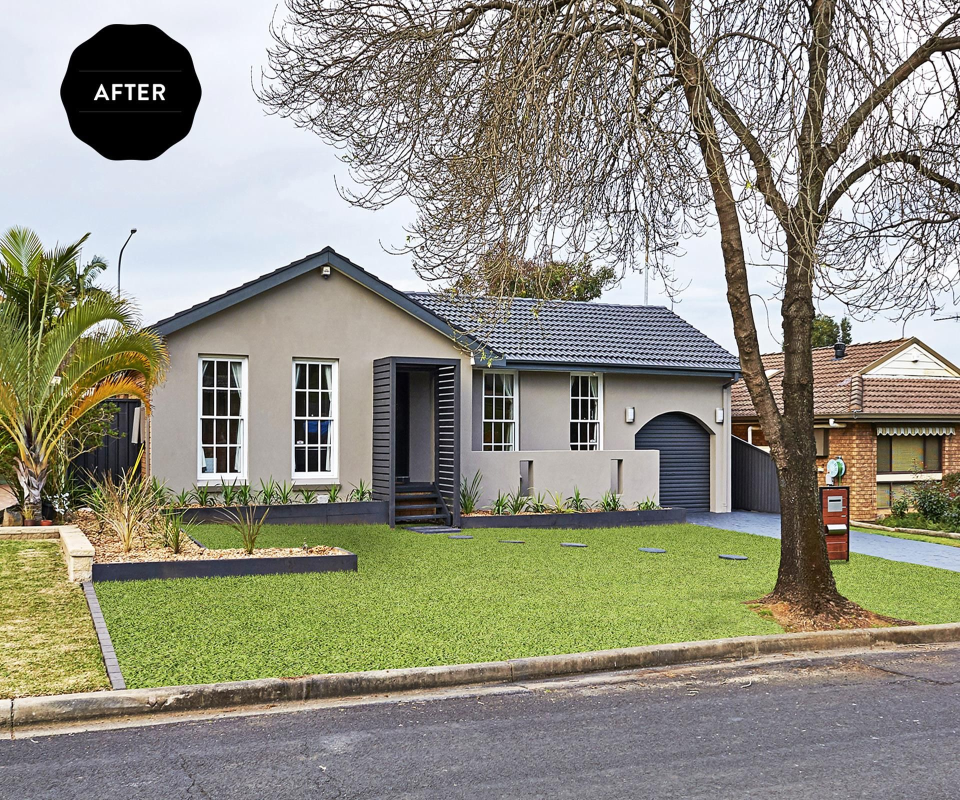 Before And After: Facelift Transforms Old Home ...