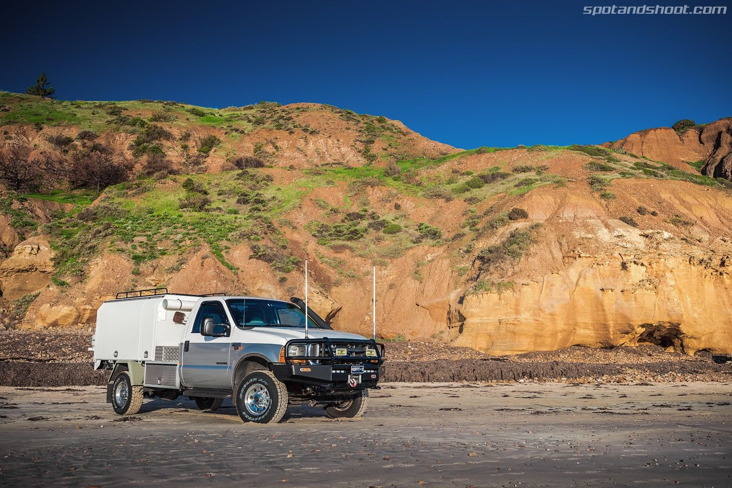 Ford F-250 Heavy Duty by Andrey Moisseyev on 500px