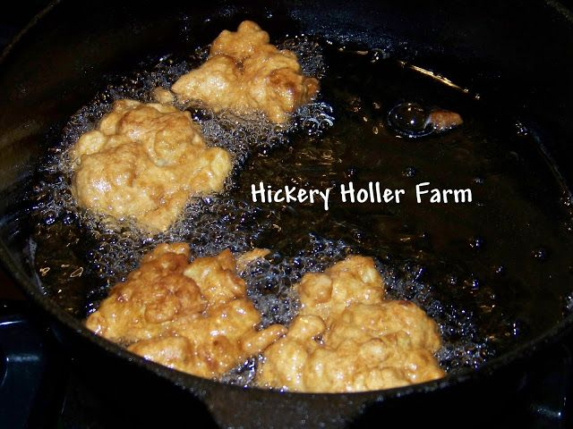 Hickery Holler Farm Apple Fritters Apple fritters