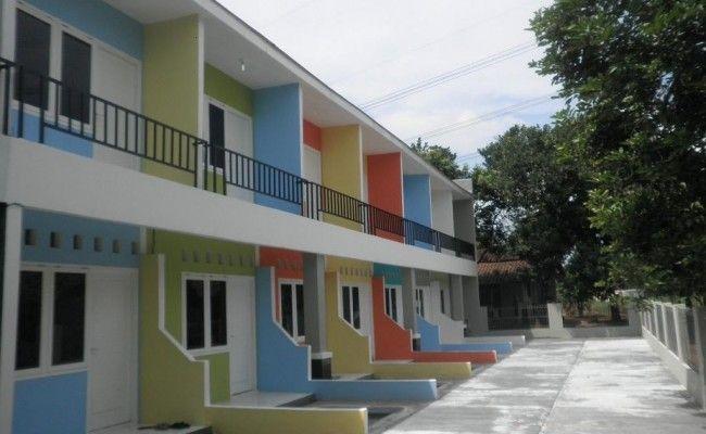 Gambar Rumah Kontrakan 2 Lantai Rumah Minimalis Rumah Tips Lantai