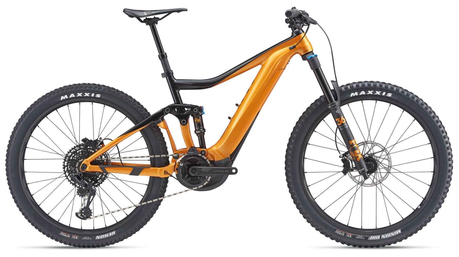 Giant Trance E 1 Pro Electric Mountain Bike 4 299 00