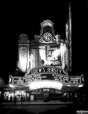 Loew's New Jersey Wonder Theatre
