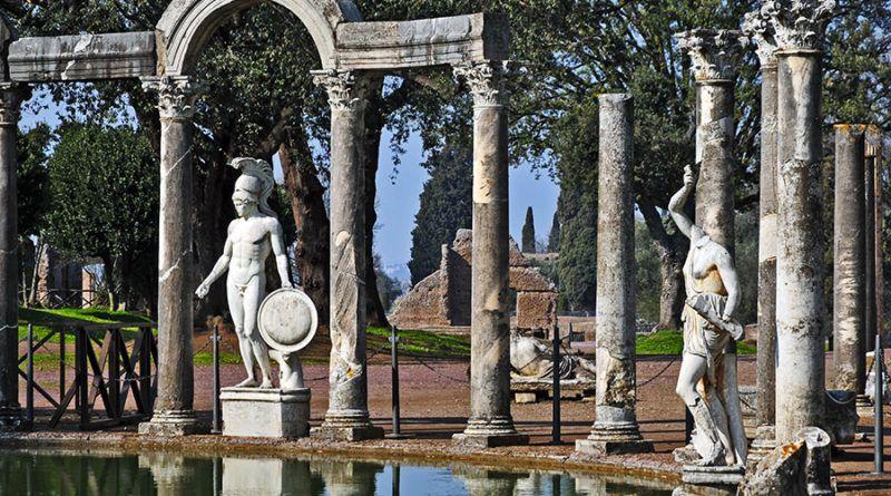 Villa Adriana, Tivoli, Lazio-Italy