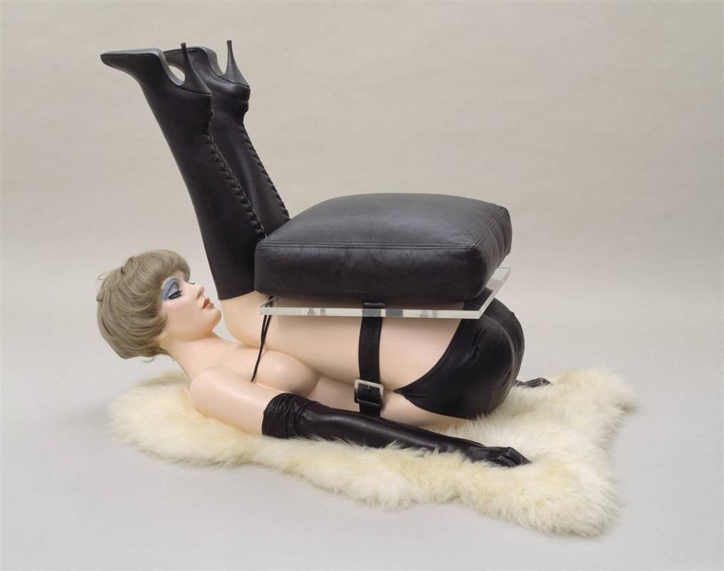 Allen Jones · Chair 1969 | object - | Pinterest