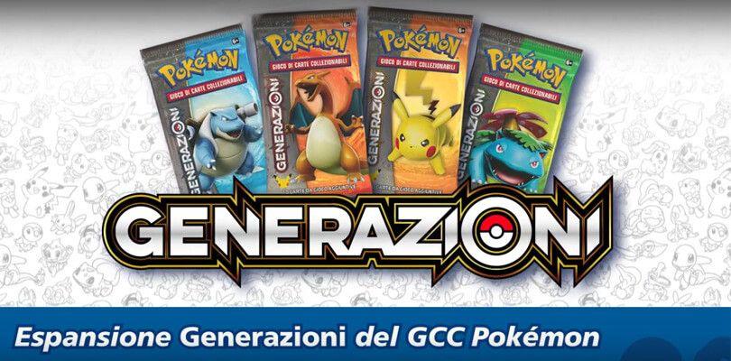 pokemon generazioni carte