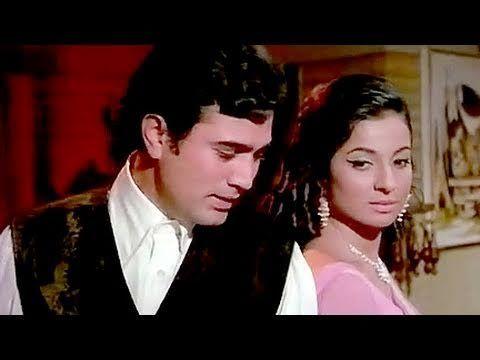 O Mere Dil Ke Chain Rajesh Khanna Kishore Kumar Mere Jeevan Saathi Romantic Song Bollywood Music Videos Rajesh Khanna Bollywood Music