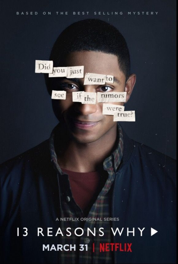 Image result for 13 reasons why marcus cooley poster