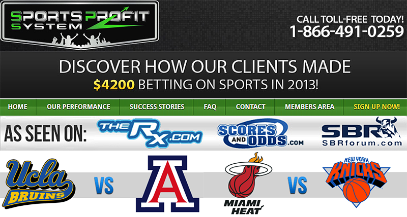 Sports Profit System Review 2020 Online work from home