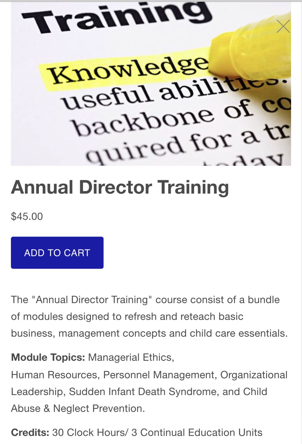 Featured Online Course Early Childhood Education Pinterest