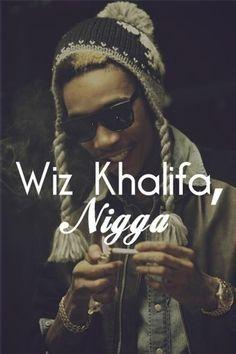 Trapper Hats On Wiz Khalifa Iphone Wallpaper Nigga