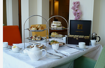 Afternoon Tea at The County Hotel Chelmsford. £11.75 - AfternoonTea.co.uk