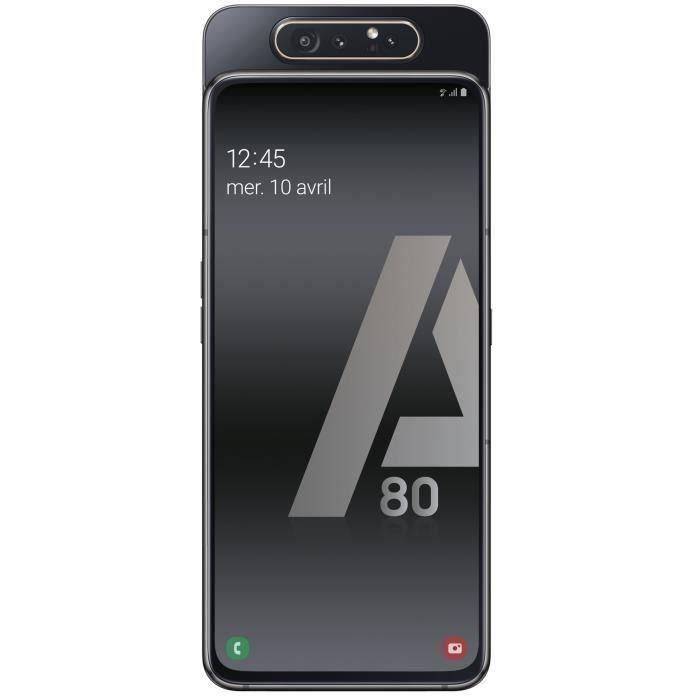 SAMSUNG Galaxy A80 - Double sim 128 Go Noir
