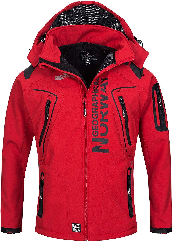 Übergangs Jacke | Softshelljacke | Outdoor Jacke für ...