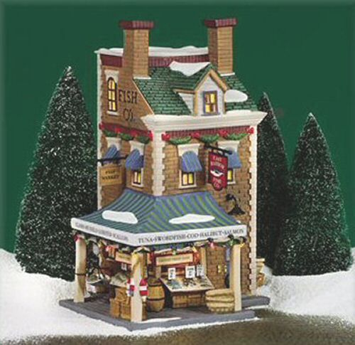 East Harbor Fish Company, Christmas in the City (#0301) A
