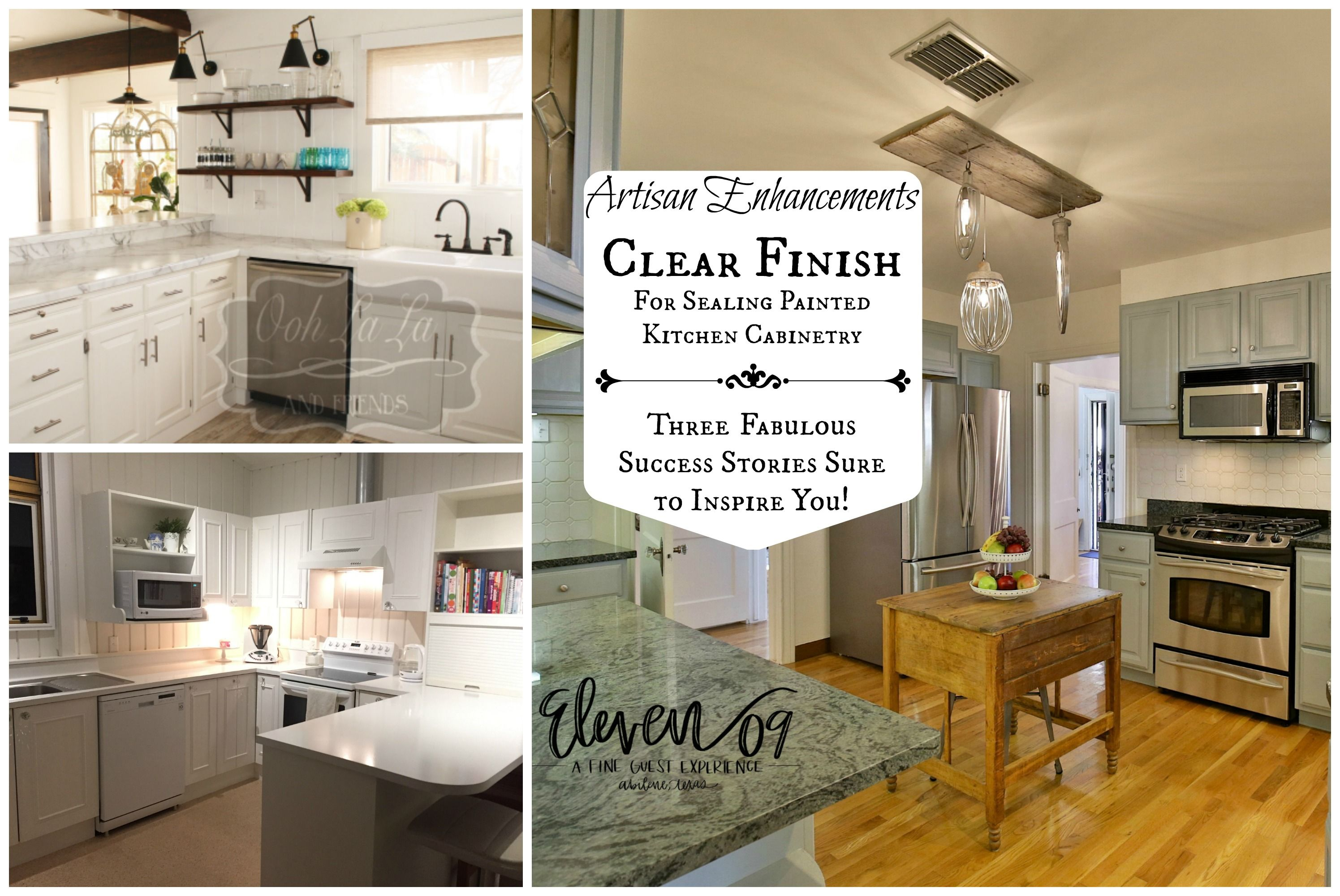 Artisan Enhancements Clear Finish For Sealing Kitchen Cabinetry Artisan Enhancements Kitchen Cabinet Styles Beautiful Kitchen Cabinets Kitchen Paint