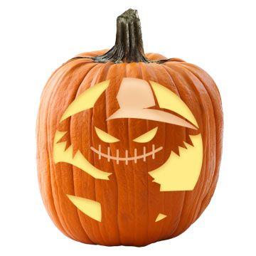 Free pretty fall pumpkin stencils pumpkin carvings for Fall pumpkin stencils