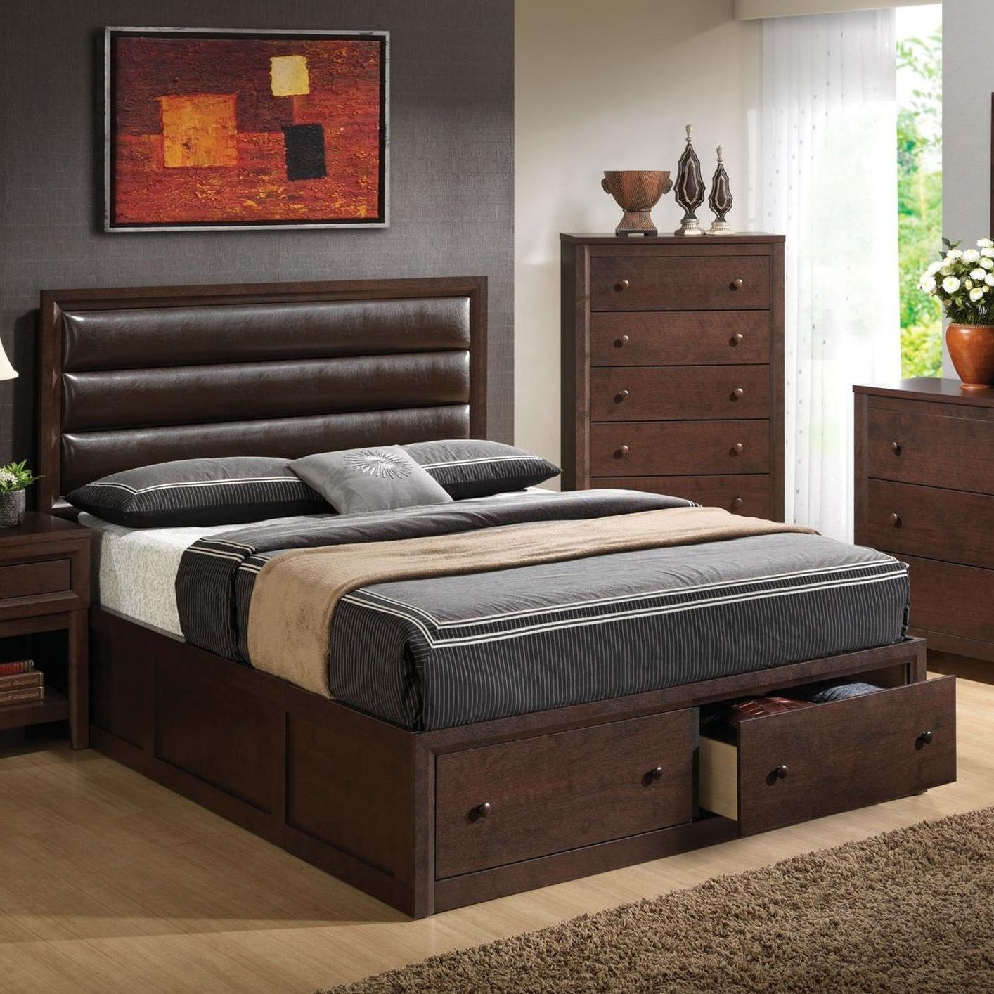 Mesmerizing Queen Size Headboards Bedroom sets, Cozy