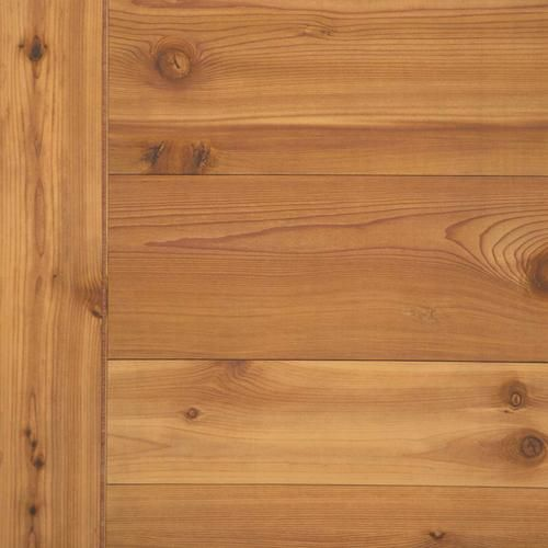 American Pacific 4 X 8 Western Red Cedar Plywood Panel At Menards Cedar Paneling Cedar Plywood Cedar Walls