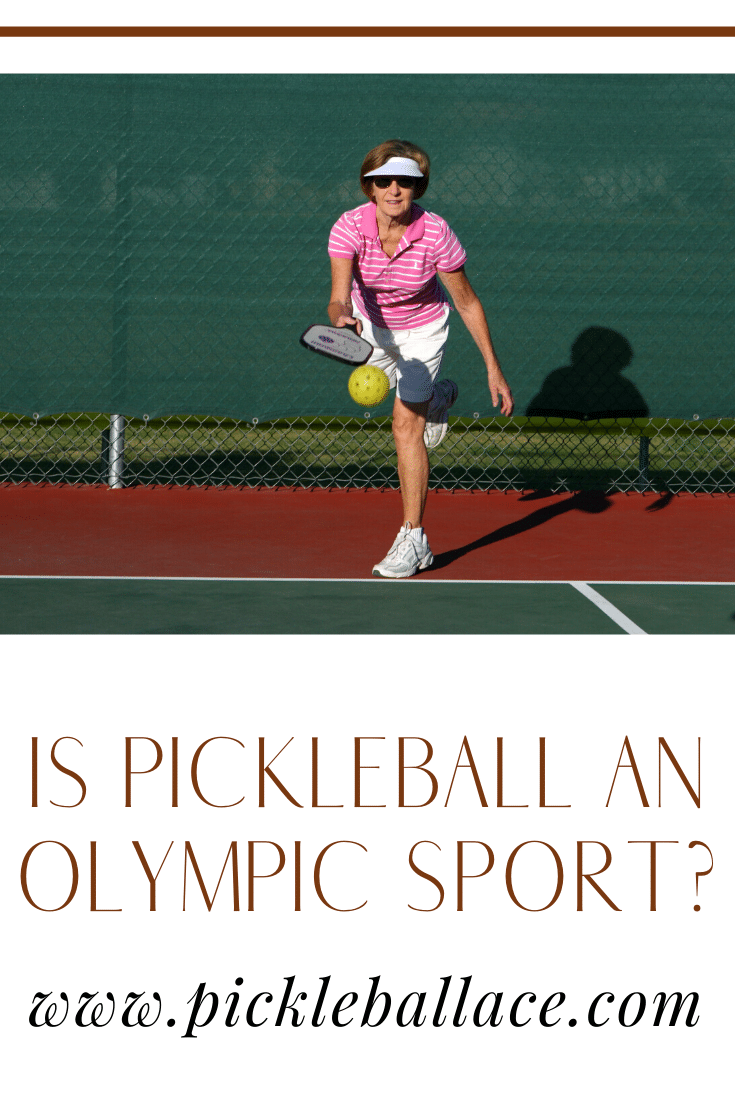 Is Pickleball An Olympic Sport? in 2020 (With images