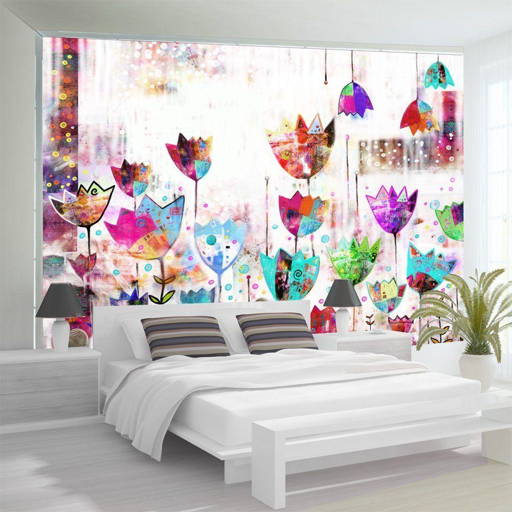 Papel tejido-no tejido. Fotomurales ! Fotomural ! Papel pintado ! 300x210 cm - abstracción 10110901-10: Amazon.es: Hogar