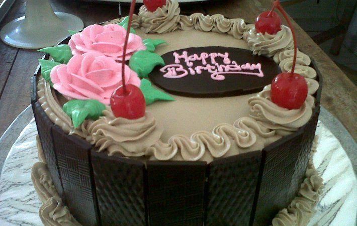 Resep Kue Ulang Tahun Istimewa Rancah Post Kue Tart Kue Kue Ulang Tahun