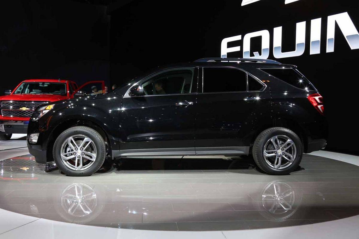 2016 Chevrolet Equinox Mpg Suv Gas Mileage Review Fuel Economy