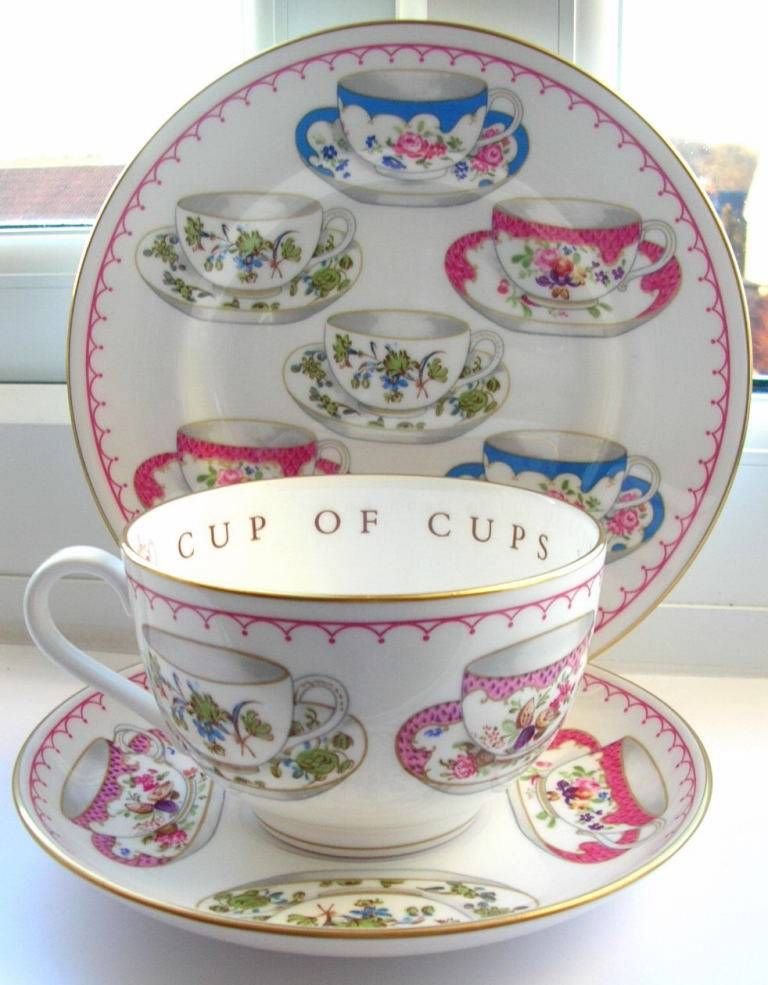 ROYAL WORCESTER ENGLAND BREAKFAST CUP
