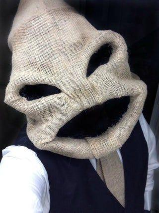 Oogie Boogie Mask #halloweencostumesmen