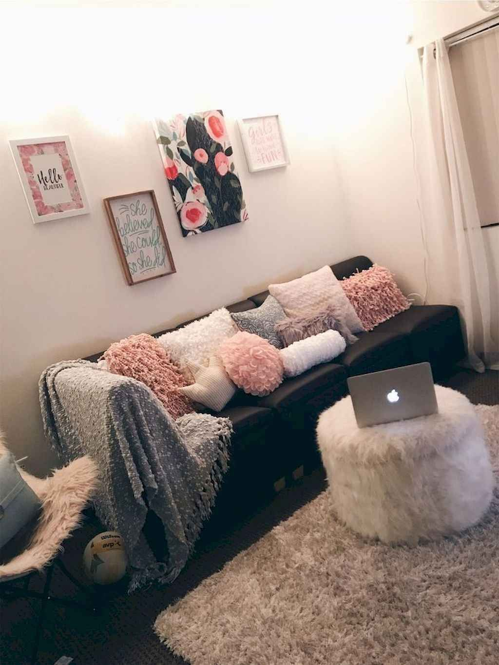 70 College Apartment Decorating Ideas On A Budget First Apartment Decorating Small Apartment Decorating College Living Rooms