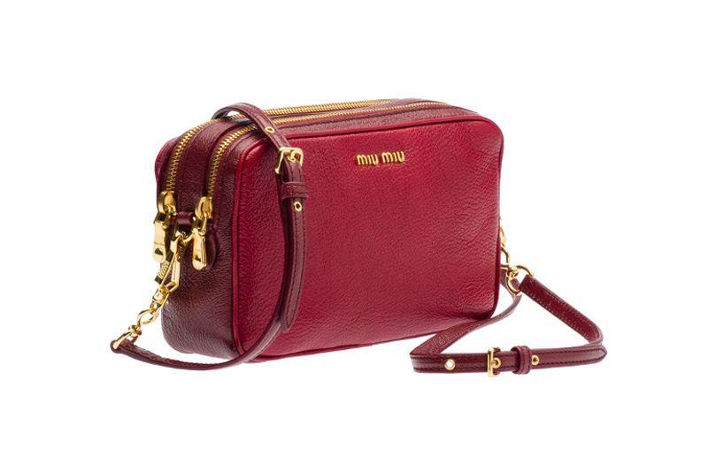 8733032498b6 Miu Miu New Madras Bag