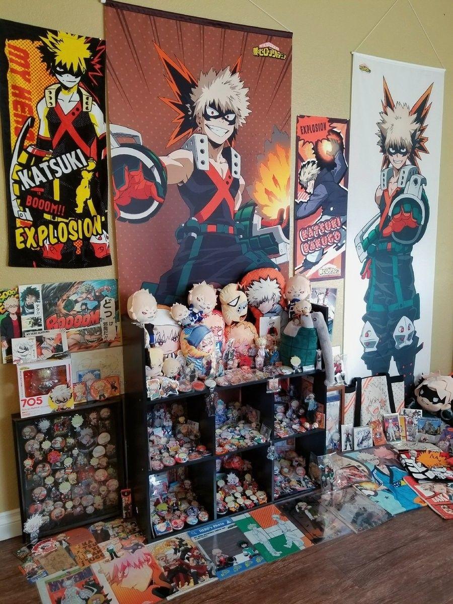 Um I Need Anime Decor Otaku Room Geek Room