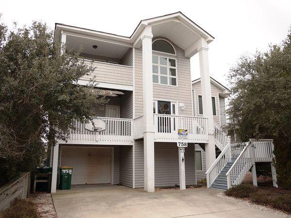 97-K Corolla, NC Oceanside Rental Home.  5 bd 3.5 bath, 1200 ft to beach, pool.  $2900