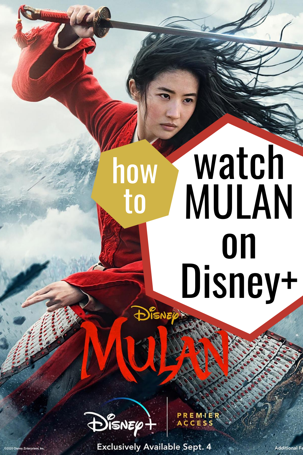 Stream Mulan on Disney+ on September 4 (+ New Trailer) in ...